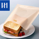Stick PTFE Non Stick Sandwich Bags For Microwave Bag For Sandwich