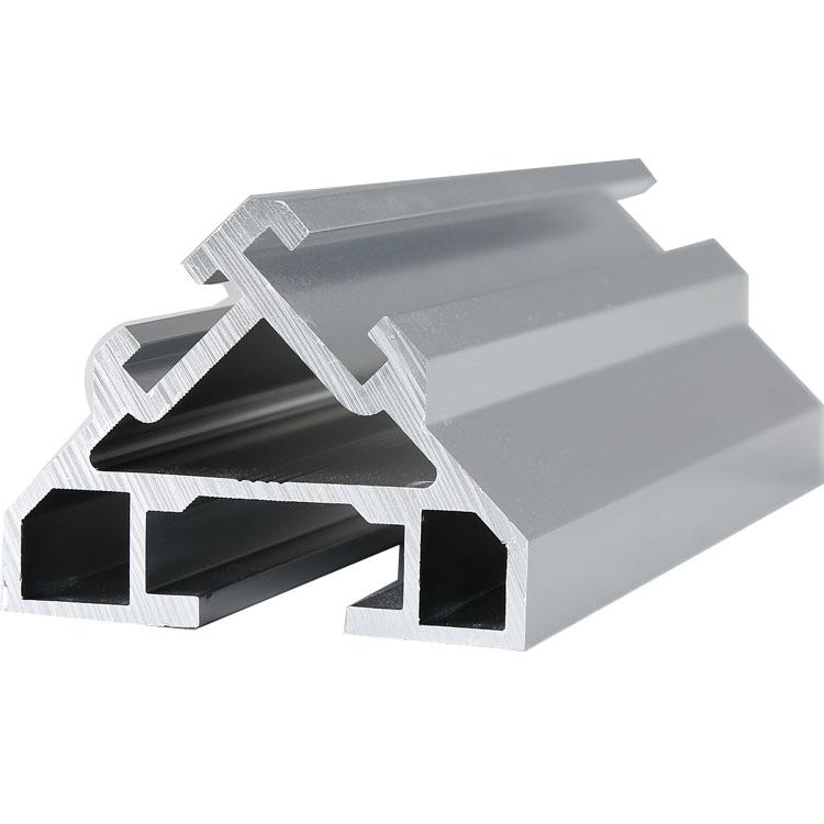 Производство алюминиевых профилей для экструзии Guangzhou custom 6063