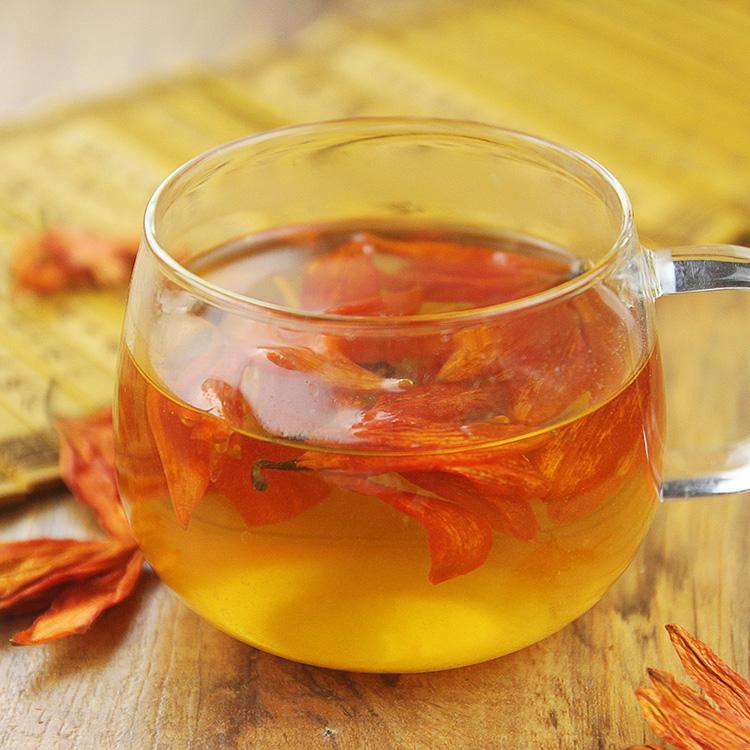 2021 Factory Supply Chinese Herb Tea Lily Flower Tea For Good Sleep - 4uTea | 4uTea.com