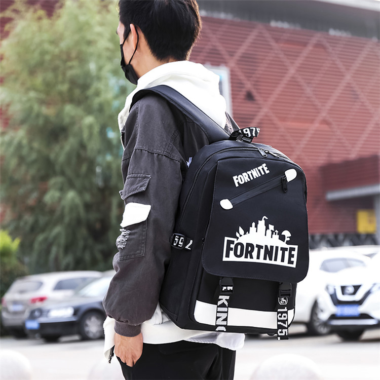 Fashion Student Led Display Backpack Bag Usb Charging Schoolbag Youth Smart Backpack with Custom Logo