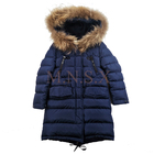 hot selling 2020 new style cotton padded hoody girls winter jacket