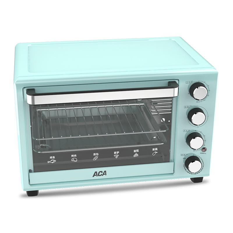 Индивидуальные 32L большой емкости Бытовая многофункциональная Торт Пицца Электрический духовой шкаф