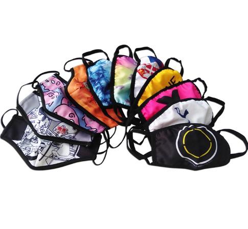 Логотип лица maskes на заказ Печатный дизайн лица моющиеся лица maskes черный пользовательский дизайнер maskes