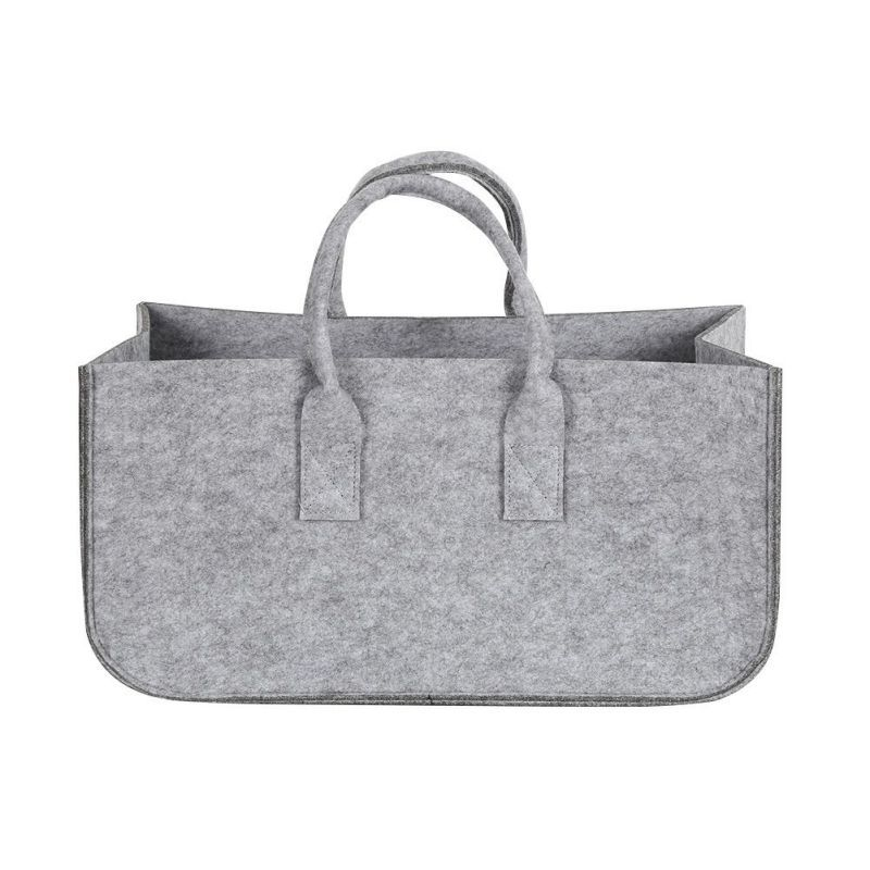 Рекламная сумка из войлока с ручкой женская сумка для покупок