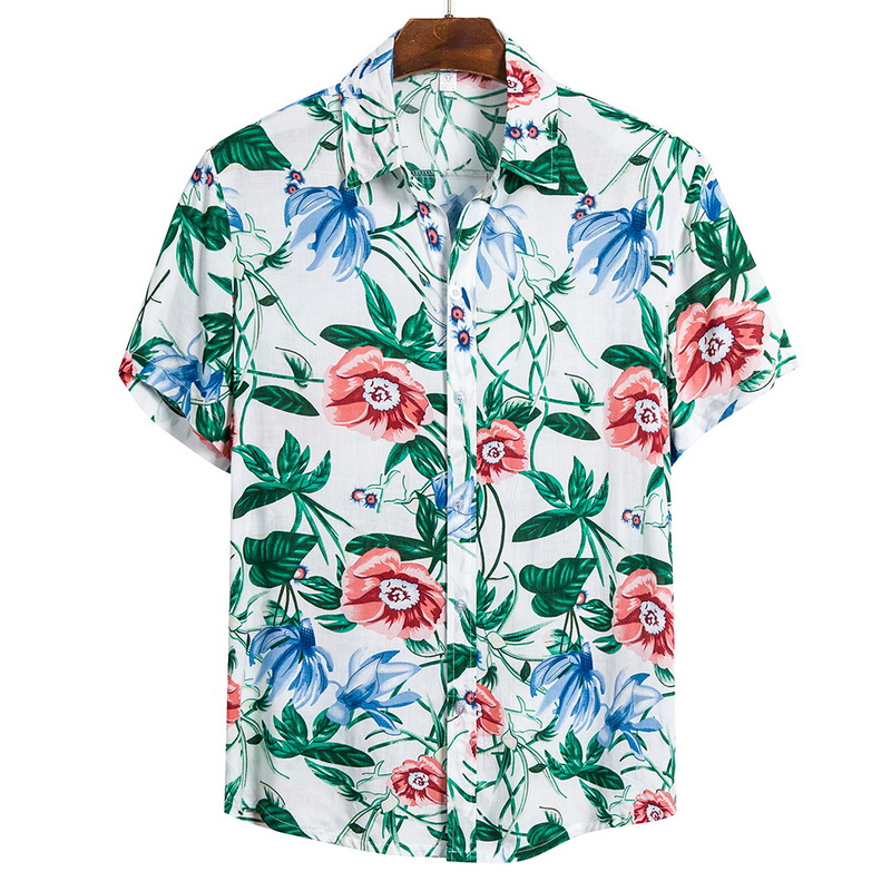 OEM Service men's beach shirt high quality new style mens t shirt dress