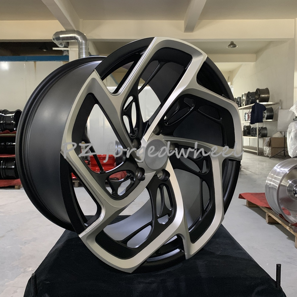 Individuality OEM lightest weight forged wheels tesla model s wheels alloy wheel from Chinese factory