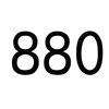 880/881