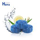 Toilet Block Cleaner Professional Non Toxic Deep Clean Blue Round Toilet Bowl Cleaner Blocks