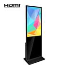 led commercial totem display screen interactive screen digital kiosk indoor vertical lcd advertising tv