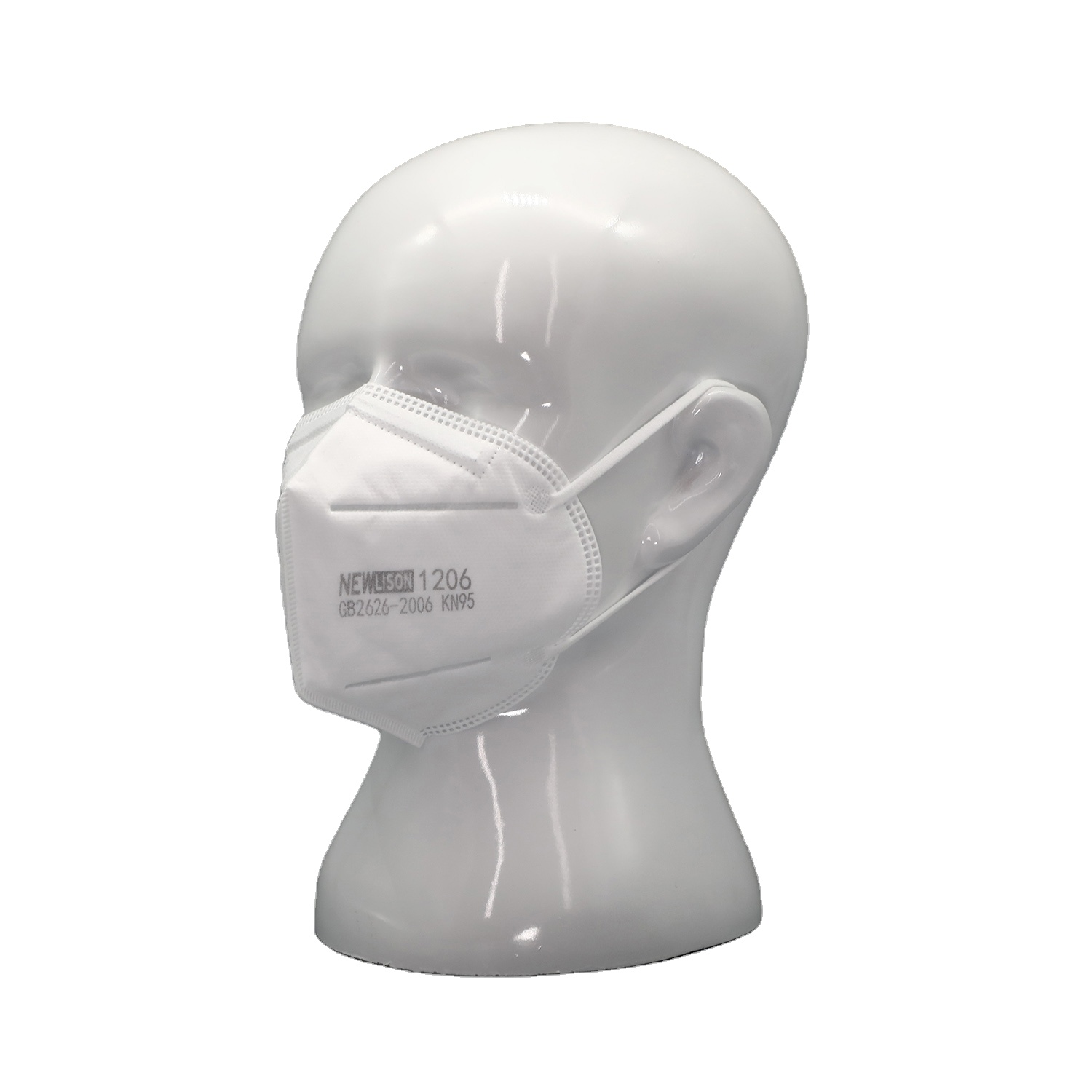 Kevin RTS 1206 Face Mask CE Certificated FFP2 PPE White List Designer Disposable Mask KN95 - KingCare | KingCare.net