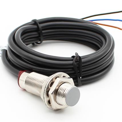 С источником питания от постоянного тока, 6V-36V диаметр 12 мм металлическая трубка Силовые транзисторы NPN 3-провода нормально открытый датчик Холла датчик приближения NJK-5002C