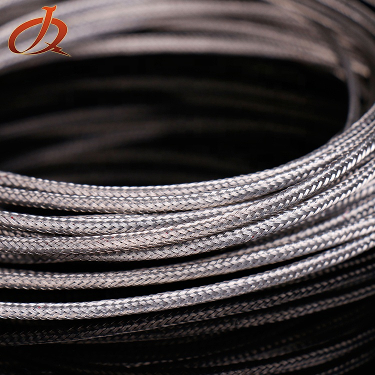 Mineral Insulated Chinese Manufacturer Temperature Testing K Type Thermocouple Cable