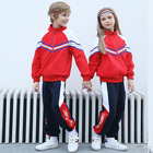 Uniforms Uniform Girls Customized Color Kids Sports Uniforms Designs Kindergarten Primary Middle Sportswear School Uniform Tracksuit For Boys And Girls