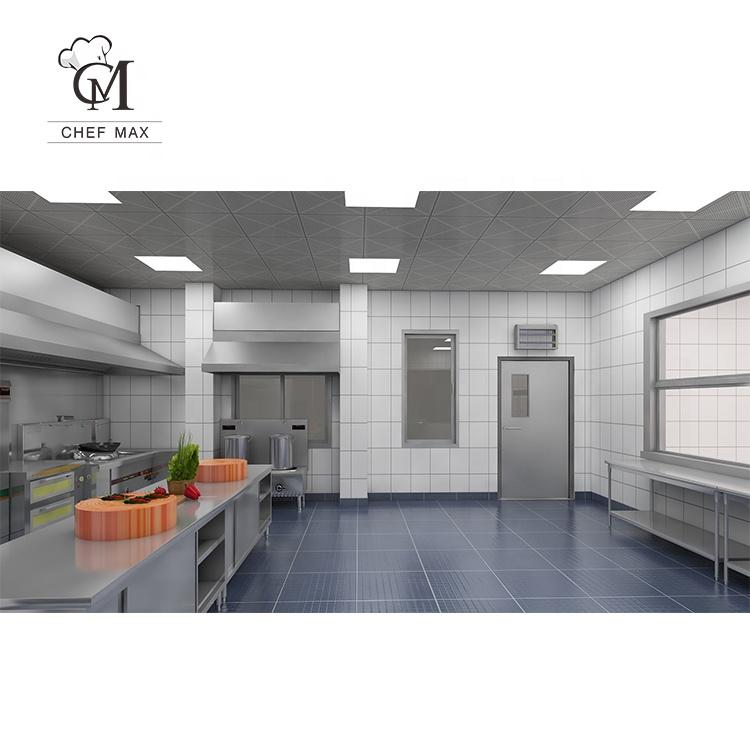 Одна остановка на заказ, промышленный Звездный отель, проект бесплатного дизайна, кухонная техника