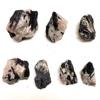 raw Black tourmaline stone