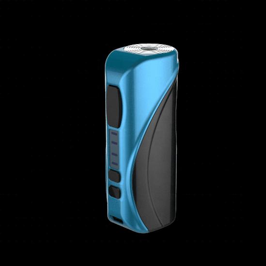 Shenzhen manufacturer cheap box mod vape e-cigarette 75w Power Zinc Alloy vape mods no Display screen vape mod 2019 - MrVaper.net