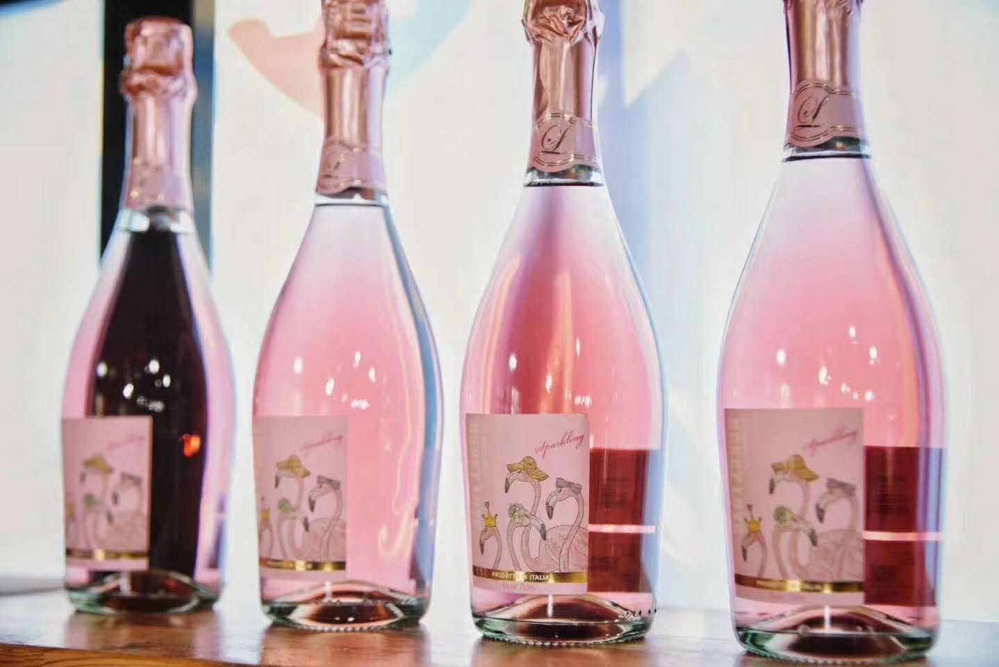 Оптовая продажа, свежий вкус, испанская Фирменная торговая марка OEM, бренды игристого вина
