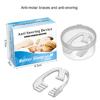 Anti-molar braces and anti-snoring