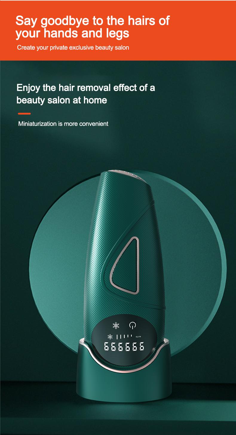 2020 тело красота личный уход ipl Удаление волос портативный эпилятор для волос диодный лазер удаление волос Домашний аппарат косметический инструмент