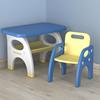 Blue Tables & Chair