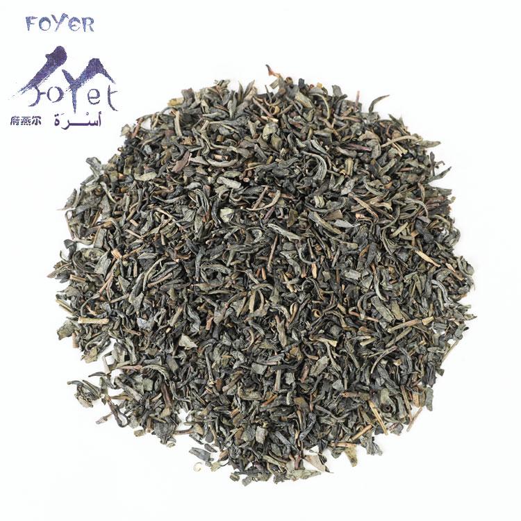 Strong Fragrance Pure Tea 9369 Fragrance Chinese Green Tea Brands Chunmee - 4uTea | 4uTea.com