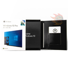Software Free Shipping DHL Software Windows 10 Professinal USB 3.0 Full Package Windows 10 Pro Coa Sticker Key