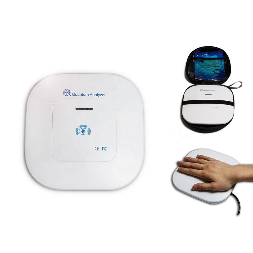 Клинические аналитические инструменты, Квантовый магнитно-резонансный анализатор тела