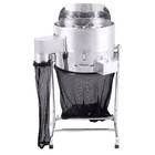 Leaf Bud Trimmer Machine Clear Top Grow Light Manual Cutter 18 Inch