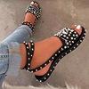 black 2- sandals