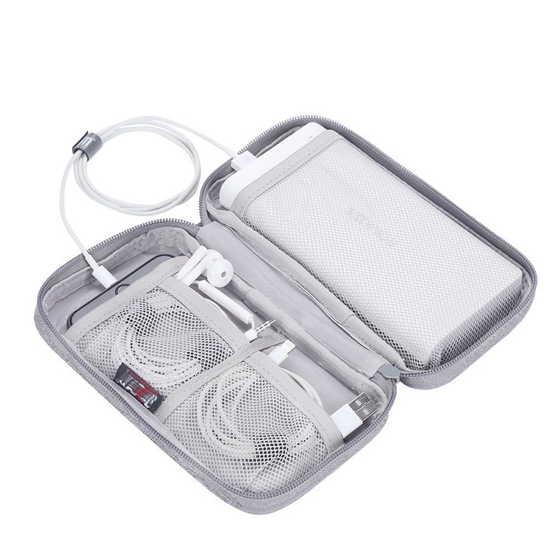 Cable bag organizer Travel Portable Business Hard Disk Drive Case Cable Accessories Charger Gadget organizer Bag