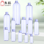 100ml 120ml 150ml 200ml 300ml 500ml 1000ml With Cap Bottle 30ml 50ml 60ml 80ml 100ml 120ml 150ml 200ml 250ml 300ml 500ml 750ml 1000ml With Screw Cap In Stock Round Plastic PET Bottle