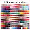 324 colors