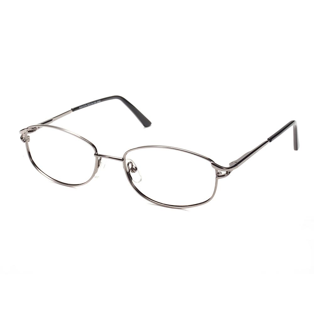 Ультра-прозрачные Простые и удобные антиутомляющие Силиконовые носовые упоры очки для чтения(Китай)