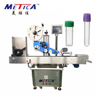 Test Applicator Price Label Applicator High Speed Blood Test Tube Labeling Machine Test Container Applicator