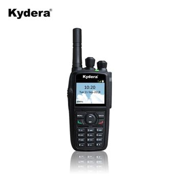 Phone calling woki toki with sim card LTE-500G global smartphone android system with 4G wcdma network two-way radio from Kydera