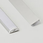 Led Led Profile Flexible 17x4mm Flexible Bendable Led Alu Profile With Frosted Pc Cover Lens For Surface Mounted Installation