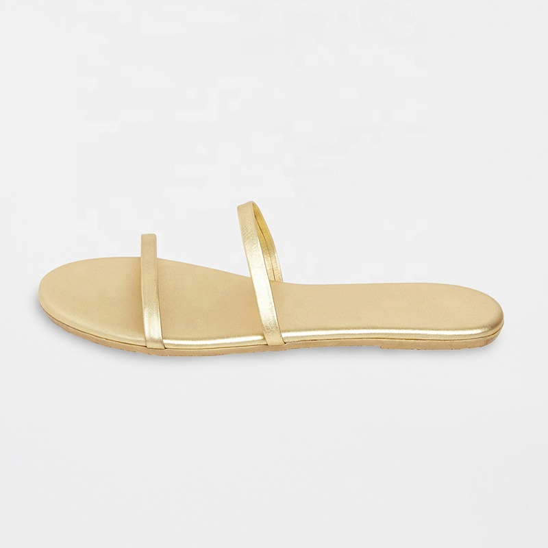 New Summer Fashion Women Outdoor Flat Sandals and Slippers