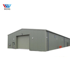Factory low cost prefab steel structure construction warehouse prefabricated industrial shed design