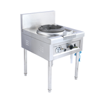 High Quality Single Head Burner Stainless Steel Cooking Gas Stoves Commercial Kitchen Cooking Appliances Cooktops