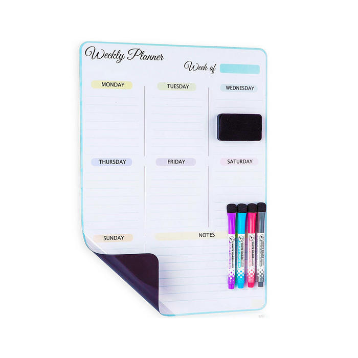 Writing Board Promotional Flexible Dry and Erase Magnetic Simple - Yola WhiteBoard | szyola.net