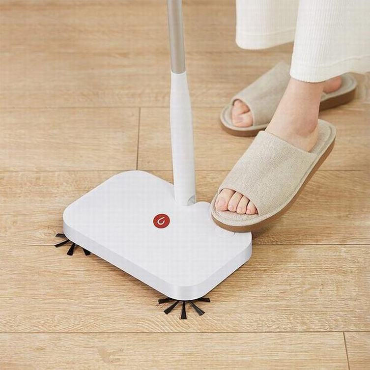 Boomjoy brand cordless homeuse electric power broom vacuum cleaner