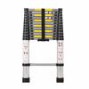 Single-sided telescopic ladder 3.8m