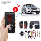 Remote System SPY BT Smart Phone Control Keyless Entry Push Button Start Stop Remote Engine Starter App Control Car Alarm System
