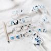 DIY Decoration Adhesive Paper Overlap Stickers Washi Tape