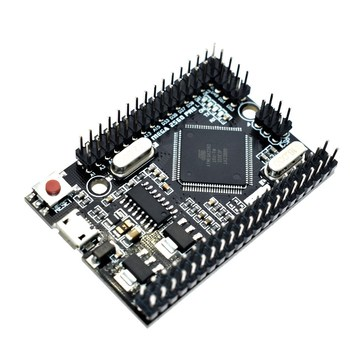 Mega 2560 PRO MINI 5V (Embed) CH340G ATmega2560-16AU with male pinheaders Compatible for Arduino Mega 2560