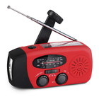 Fm Radio Am Radio Amazon Products Portable Hd Battery Car Hand Crank Noaa Waterproof Fm Noaa Radio
