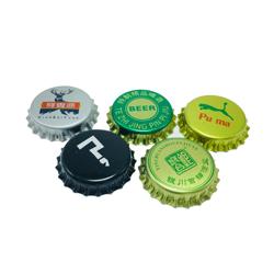 Оптовая продажа, низкая цена, колпачки для пивных корон, 26 мм, крышка для пивных бутылок, индивидуальная Крышка для бутылок