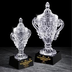 Custom Crystal Award World Cup Trophy Dropshipping Low MOQ