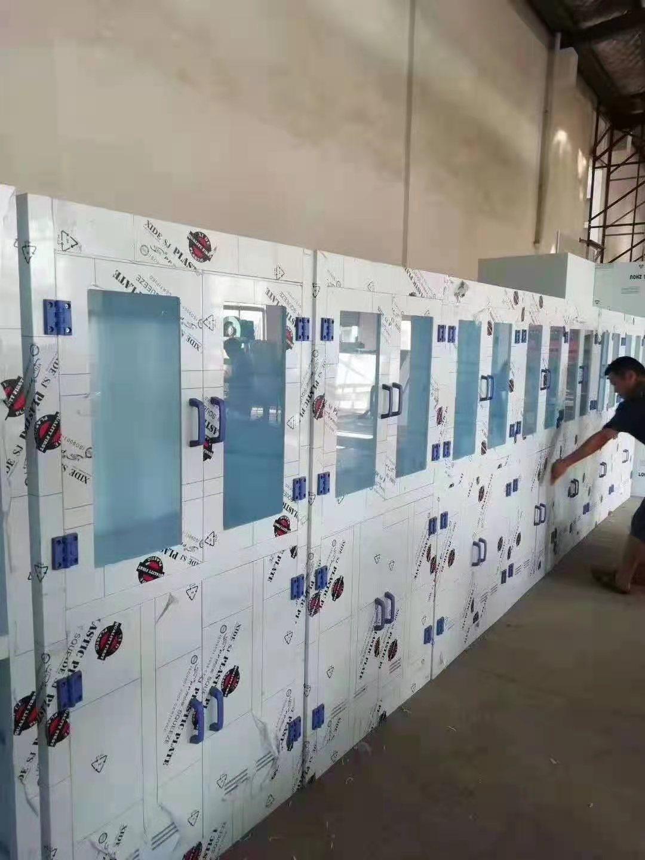 High Quality plastic Lab Storage laboratory cabinet/glass door lab storage cabinets/Laboratory fume hood