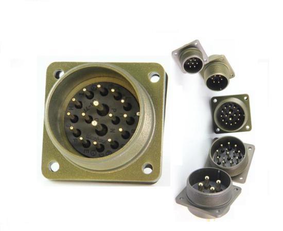8 контактов, разъемы мил-спецификации (MS3102A32-15P), штепсельная вилка Amphenol MIL-C-5015 airms 5015, сессия x, радиочастотный кабель, круговой электрический